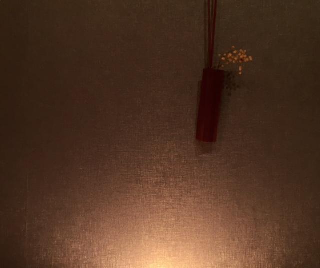 こだわりの、一灯。