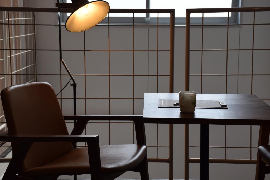 お部屋に素敵なカフェ空間を