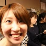 笑顔で楽しく。