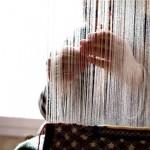 自分だけの絨毯を作る
