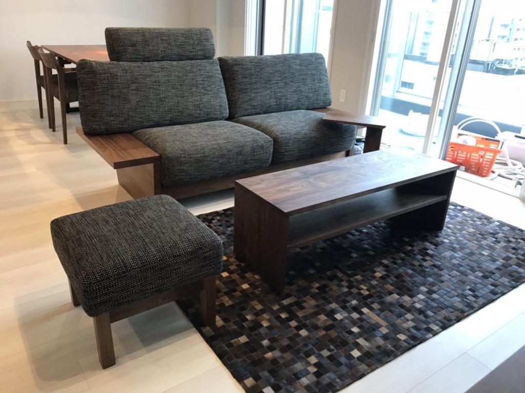 家具の本質を伝えるべく