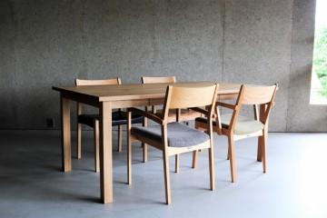 RENSEY-DT01 (椅子の組合せ例) (4)