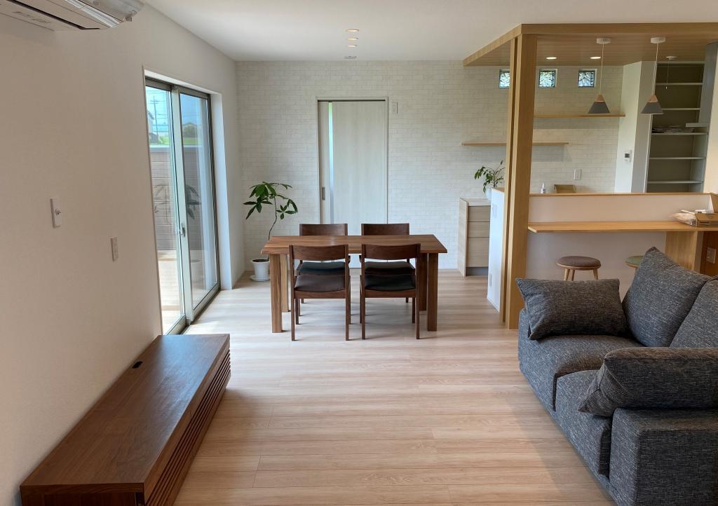 家具×インテリアグリーン